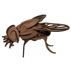 Fly 3D Puzzle