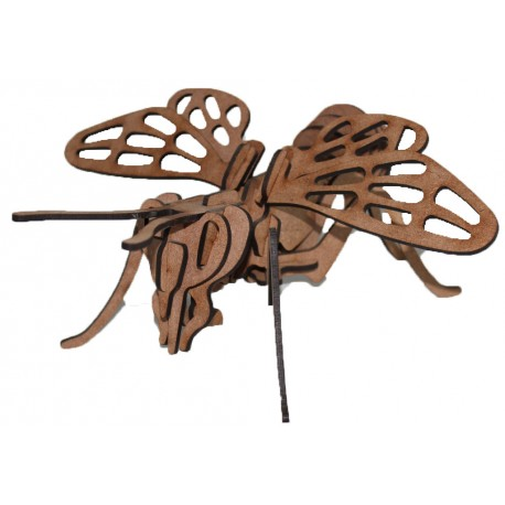 Honey Bee 3D Puzzle