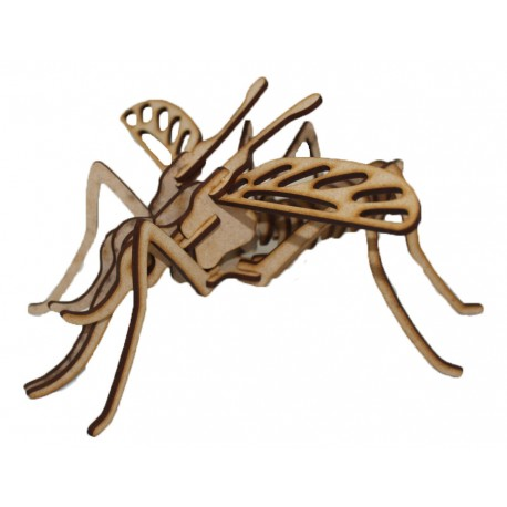 Mosquito 3D Puzzle