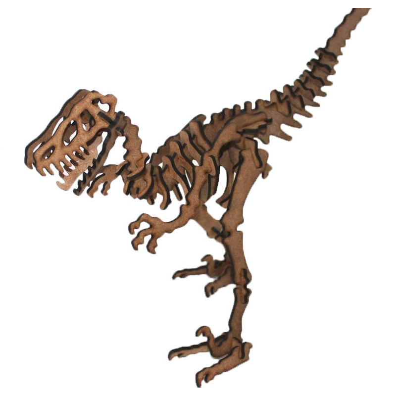 Raptor 3d Puzzle Manufactured By Xplore Designscape Town South Africa