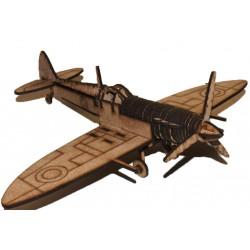 Spitfire Mark IX 3D Puzzle