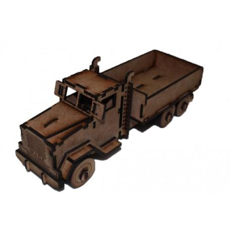 Truck 3D Puzzle