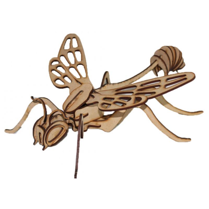 3d Insect Puzzle Simple – Jerusalem House