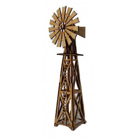 Windmill 3D Puzzle