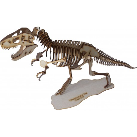 T-Rex Anatomically Correct 3D Puzzle