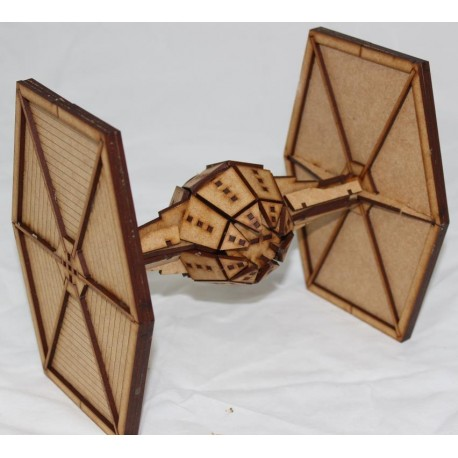 TIE Fighter 3D Puzzle
